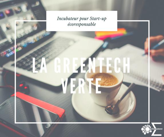 Incubateur Greentech