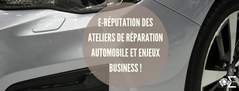 e-reputation et garage