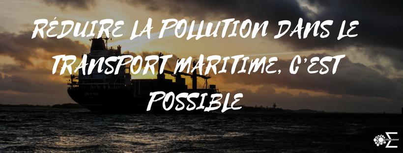 réduire la pollution