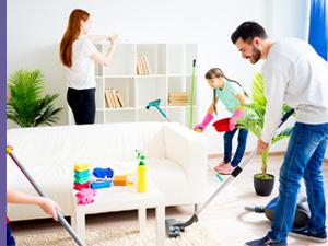 Produits nettoyants écologiques pour la maison