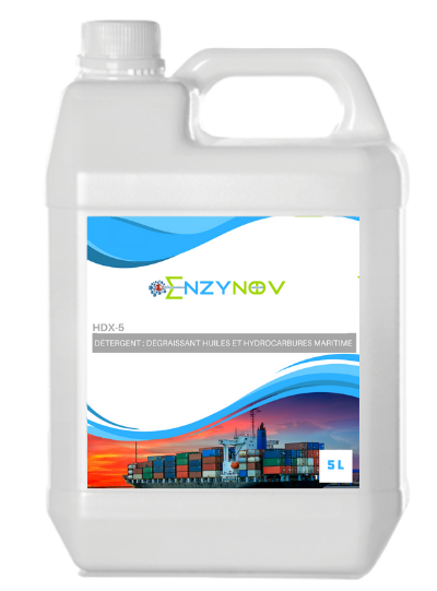 produit-detergent-degraissant-huiles-hydrocarbures-maritime-hdx5-enzynov