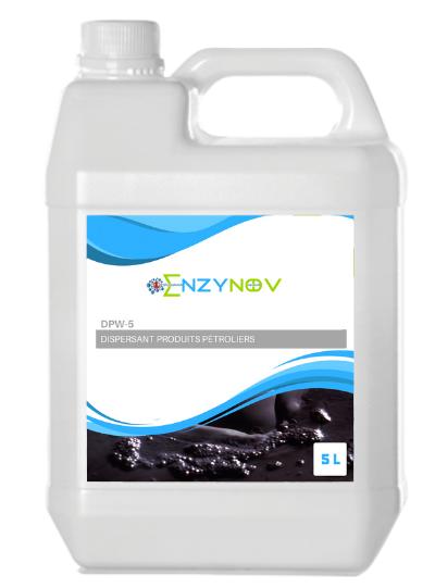 produit-dispersant-hydrocarbures-pétrole-dpw5-enzynov